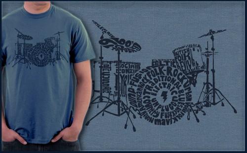 Folk Rock design series